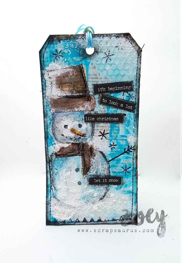 """Hello Crafters! Here we are to a brand new challange over Simon Says Stamp! This week's theme over Simon Says Stamp Monday Challange is """"Let there be snow!"""" and for this theme I…"""