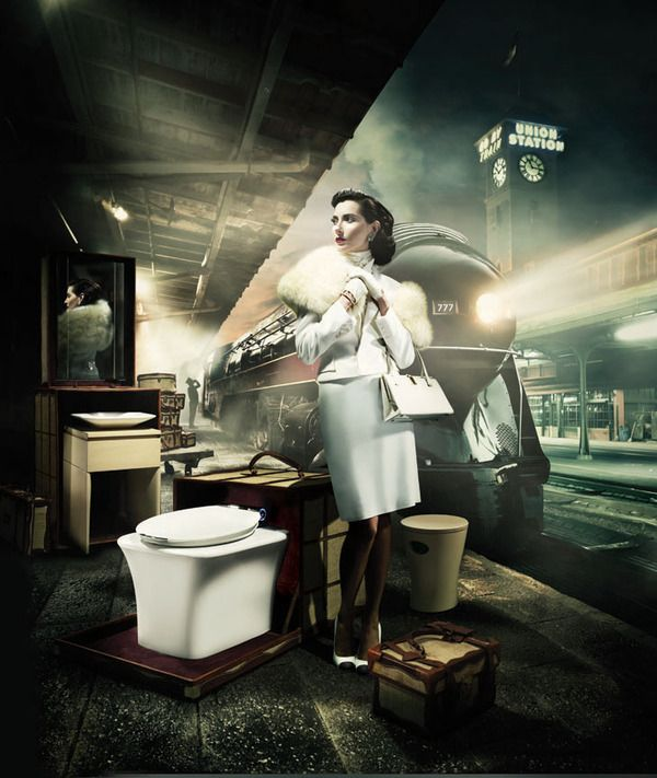 As I See It – Creative Advertisement Photography