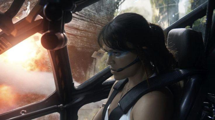 Michelle Rodriguez - Avatar
