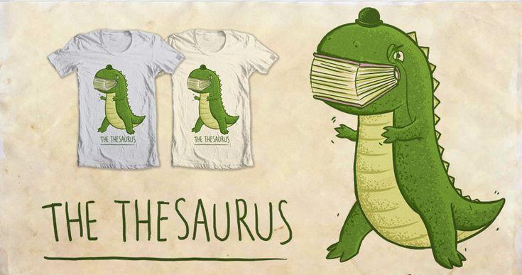 The Thesaurus   Illustration   Pinterest