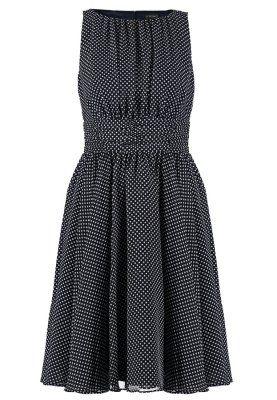 Sukienka koktajlowa - blue/white