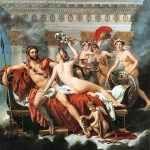 Jacques-Louis Davidi, il pittore che introdusse in Francia il neoclassicismo acques-Louis David introdusse lo stile neoclassico in Francia e fu il punto di riferimento fondamentale dal periodo della rivoluzione alla caduta di Napoleone. David sviluppò velocemente il suo stile #jacques-louisdavid #moralismo