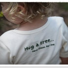 Organic cotton australian made baby t-shirt