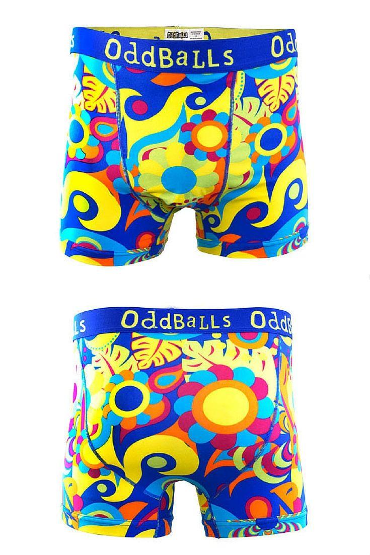 hratsky.com - męska bielizna - BOKSERKI ODDBALLS HIPPY JUNGLE  If you have any questions and would you like to buy our underwear's, please write to us on e-mail: world@hratsky.com