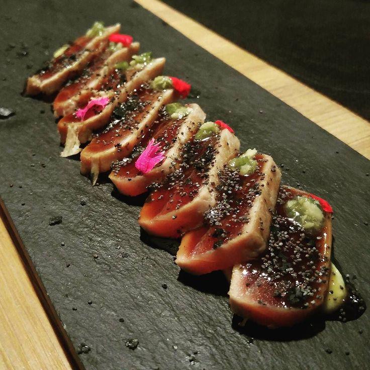 #kokoro  #sushi  #tataki  #murcia  #filmdeboule  #pornfood  #españa by bigop771