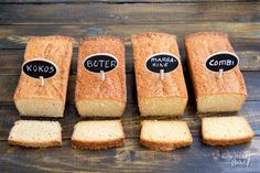 Regelmatig krijg ik de vraag welke vetstof je het best kunt gebruiken om een cake mee te bakken en wat dit voor effect heeft op de gebakken cake. Om deze vraag te beantwoorden heb ik mijn basisrecept voor cake 4 keer gemaakt, waarbij ik elke keer een ander soort vet (of een combinatie van) heb gebruikt: een cake met kokosolie, boter, margarine en een met 50% boter en 50 % margarine. Voor alle vier de cakes heb ik dezelfde verhoudingen, temperatuur, meng- en baktijd aangehouden. Dit zijn de…
