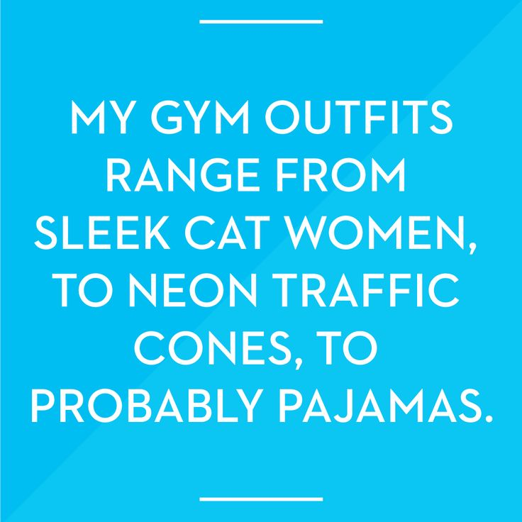 We're all about that variety!  #fitnesshumor Tag a friend who's a gym show-stopper!