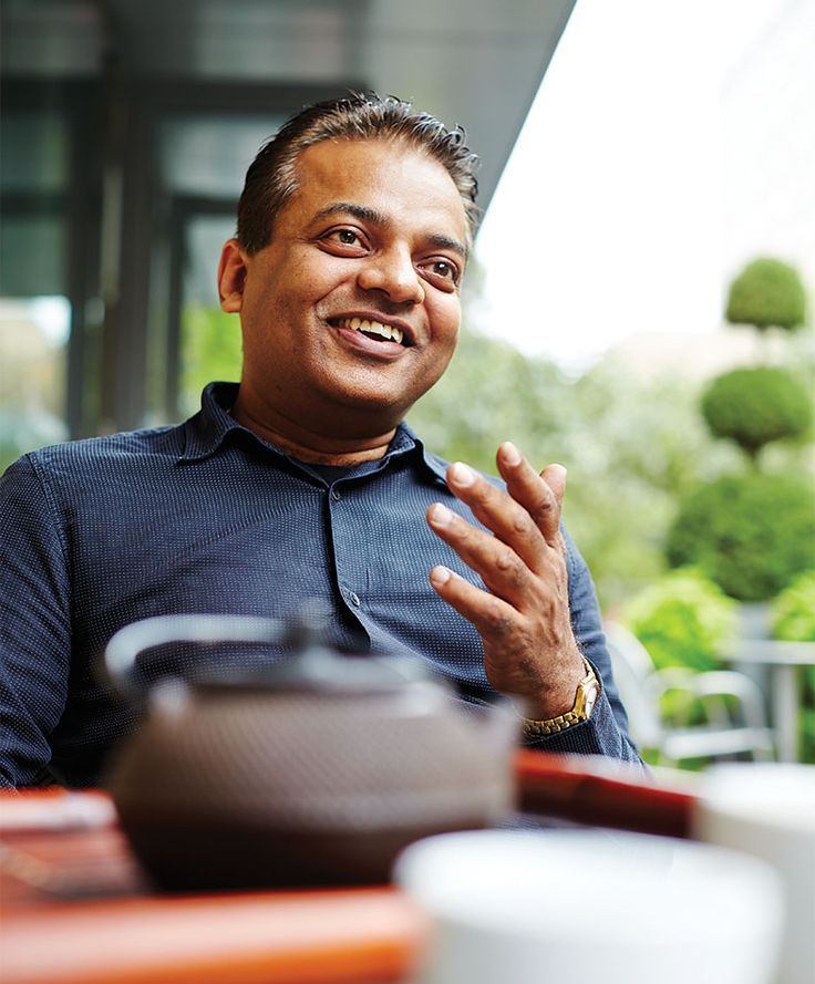 Profile of PeepsTalk 02 Speaker Pankaj Aggarwal, on carving out a new field of study