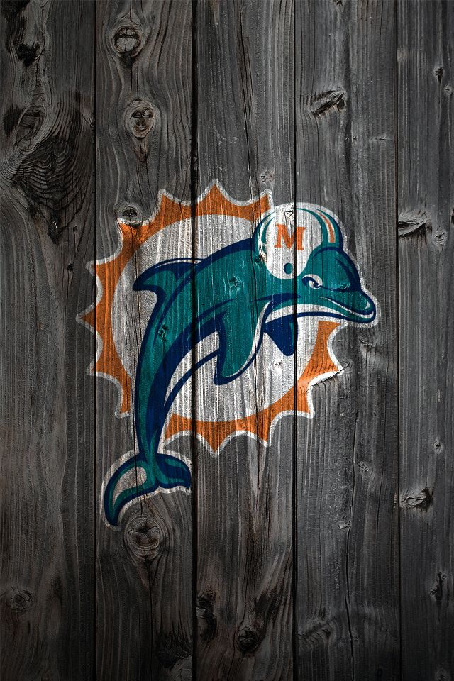 Miami Dolphins iPhone 4 Wallpaper http//wallpaperzoo