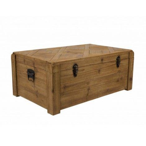 Dřevěná truhla Lon Trunk - Alhambra | Design studio Praha