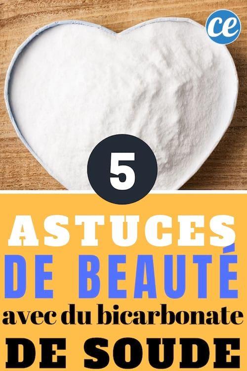 5 astuces beaut base de bicarbonate de sodium. Black Bedroom Furniture Sets. Home Design Ideas