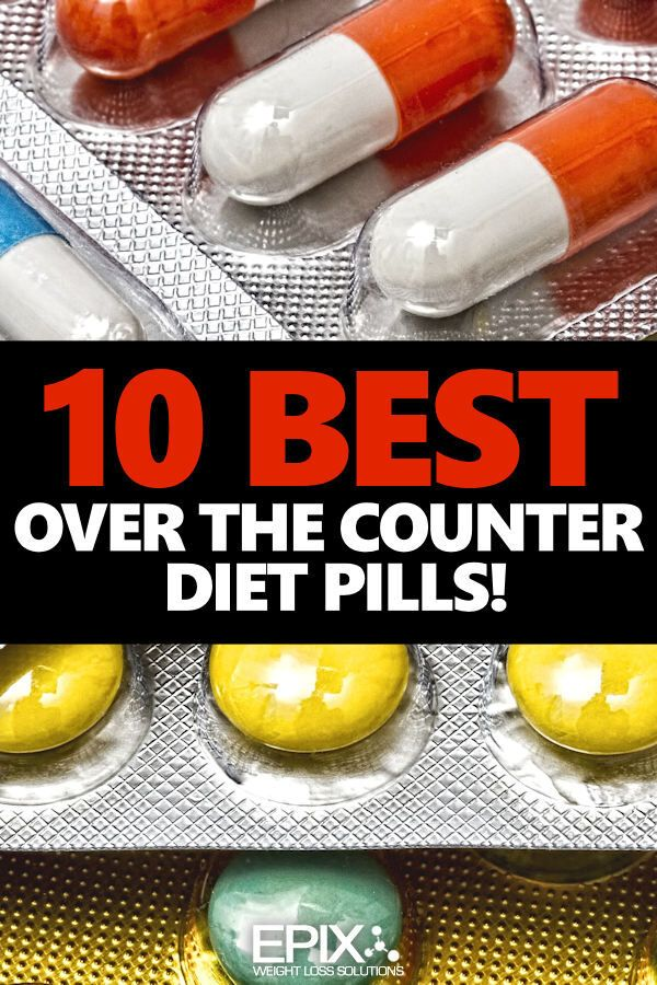 list of diet pills