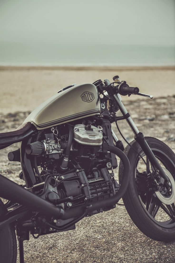 Classified moto kt600 the garage cafe - Moto Mucci Daily Inspiration Honda Cx500 Cafe Racer By Nozem Amsterdam