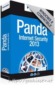 Free Panda Internet Security 2013 and Panda  Antivirus Pro 2013 - 6 months licenses
