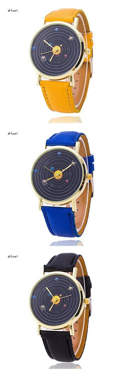 Lune's wrist watch, love to add a little bit of mystery to your watch? Then this is your choice!