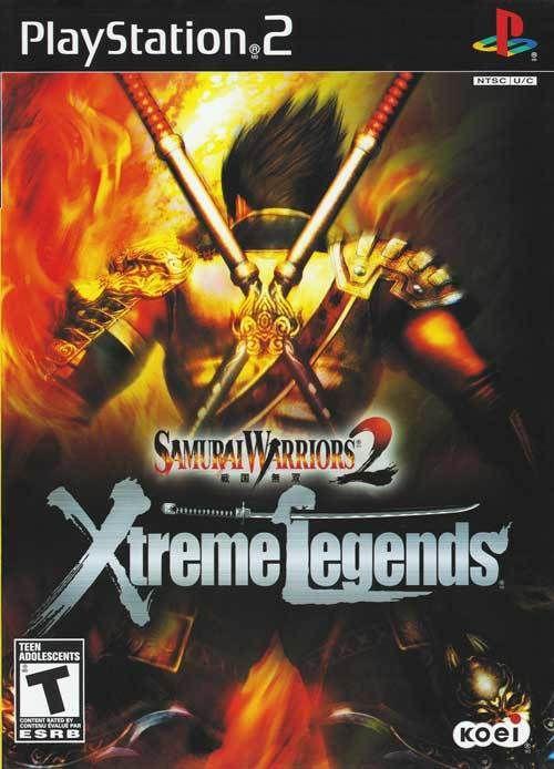 Samurai Warriors 2 Xtreme Legends - PS2 Game