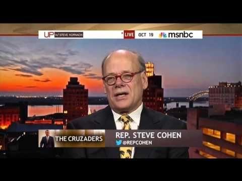 Dem Rep  Steve Cohen on MSNBC  Tea Partiers 'Are the Domestic Enemies'