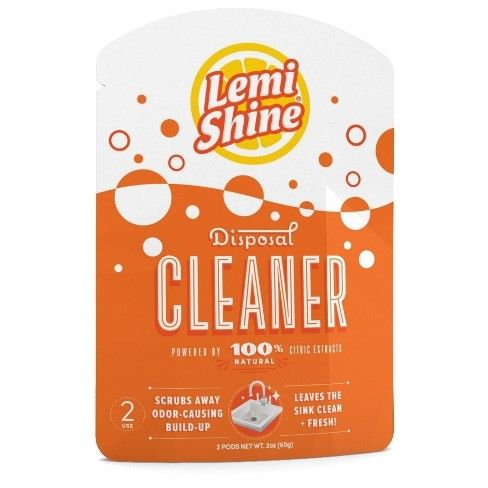 Lemi Shine Garbage Disposal Cleaner Cleaners Kitchens Trash Affiliate With Images Disposal Cleaner Lemi Shine Garbage Disposal Cleaner