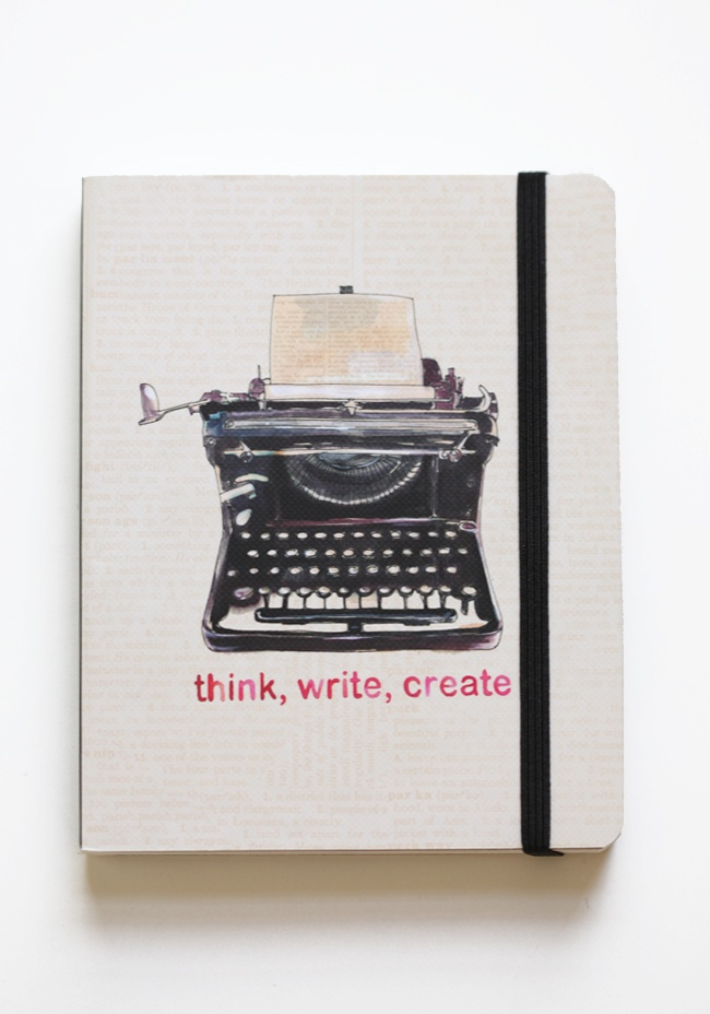 Think. Write. Create. Daily Planner