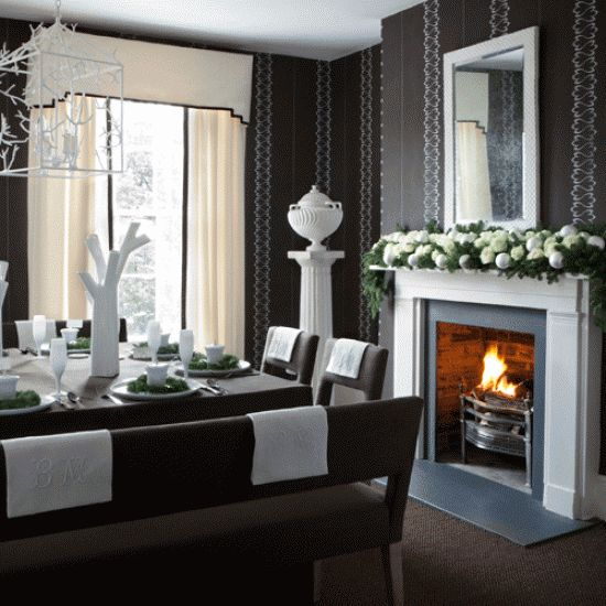 25 Best Ideas About Dining Room Fireplace On Pinterest: 25+ Best Ideas About Pelmet Box On Pinterest