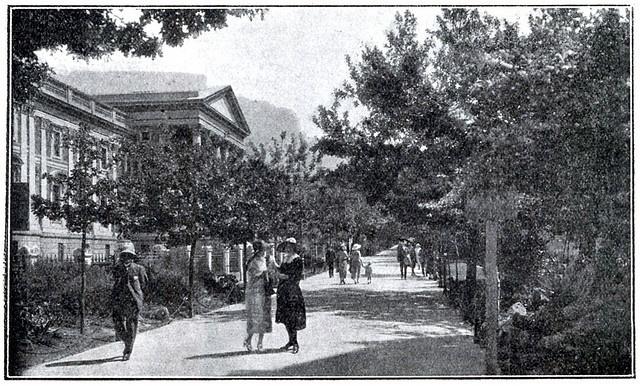 Government Avenue, Cape Town 1924