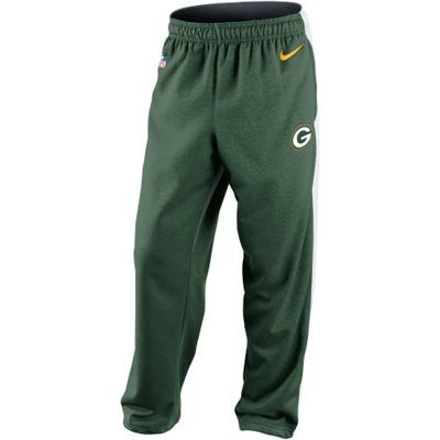 Nike Green Bay Packers Shield Nailhead Performance Pants – Green