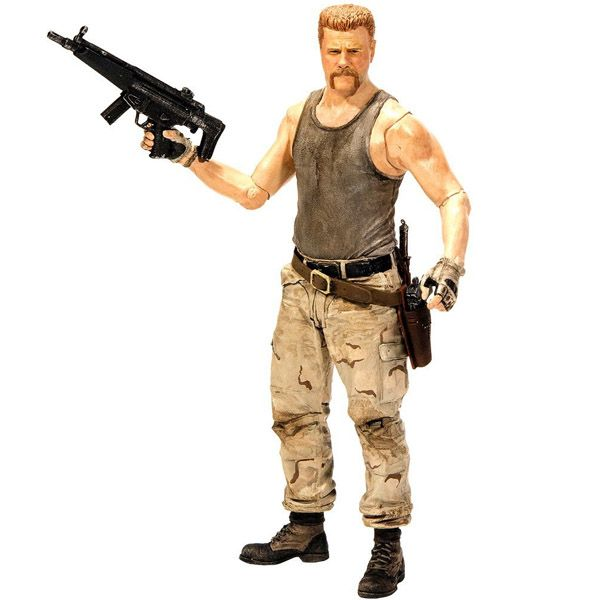 TV Series The Walking Dead Series 6 Abraham Ford Action Figure $14.99