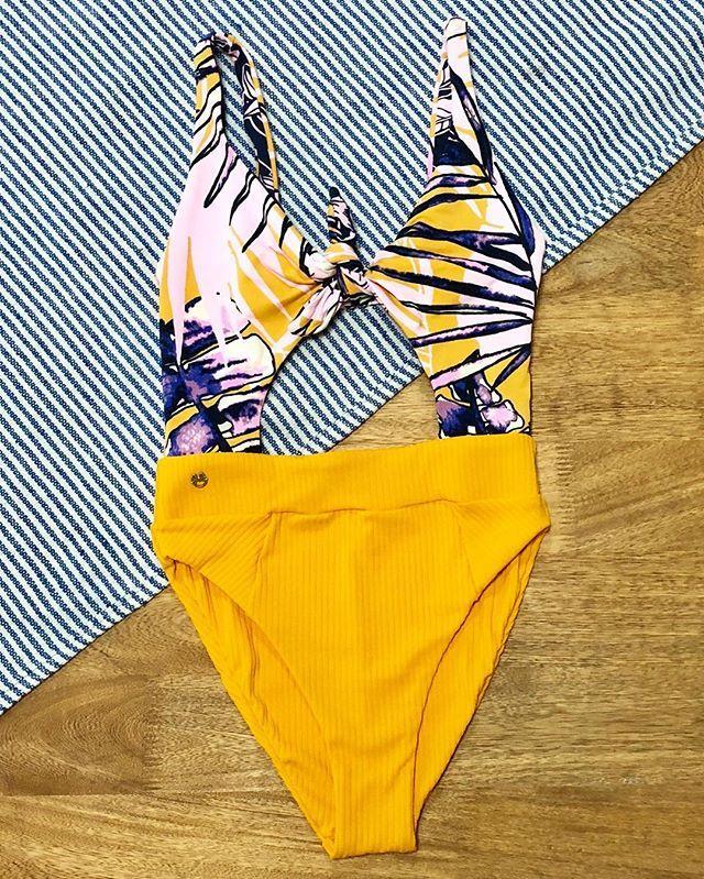 6a808fab3954b Buy our MARACUJA SHERBET #onepiece at @amazon #maaji #maajiswimwear #amazon  #onepieceswimsuit #swimsuit #yellowfashion