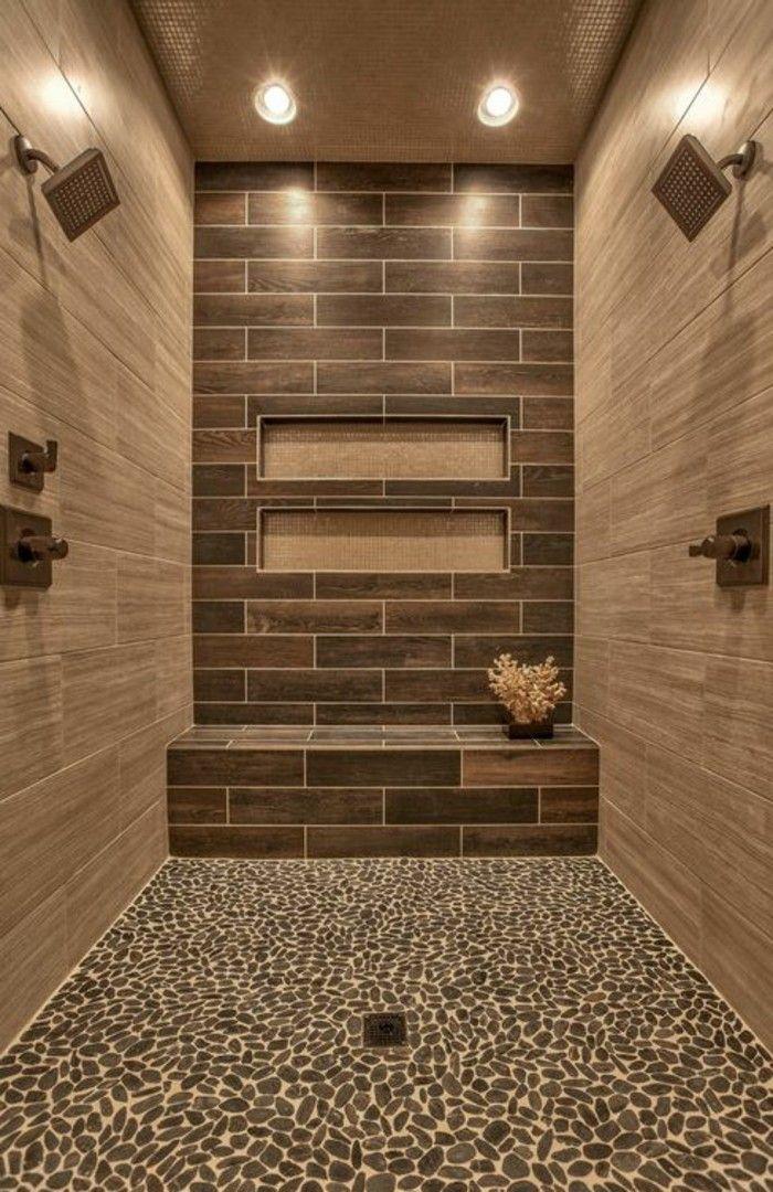 107 best salle de bain images on pinterest bathroom bathroom remodeling and bathroom renovations. Black Bedroom Furniture Sets. Home Design Ideas