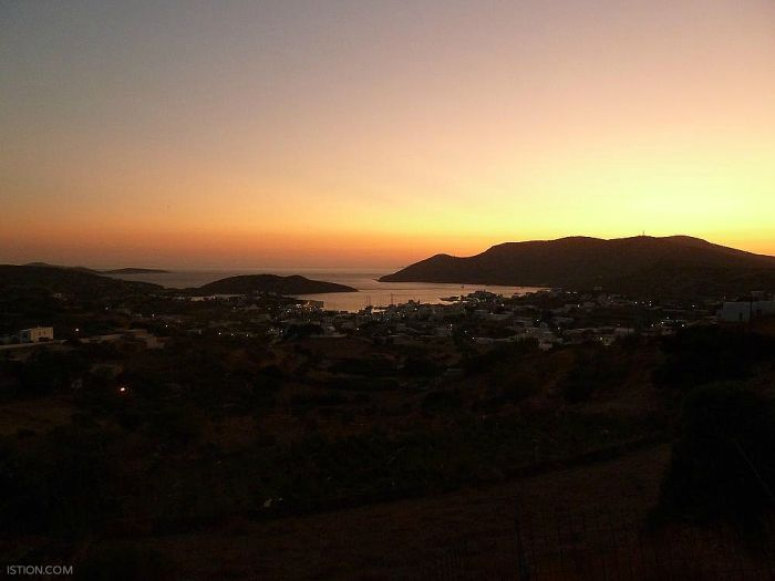 Lipsi (also known as Lipsos) is one of the quiet small islands north of Patmos (like Agathonissi and Arki). It is the most developped of the three and it offers good beaches and a get away from it all atmosphere.