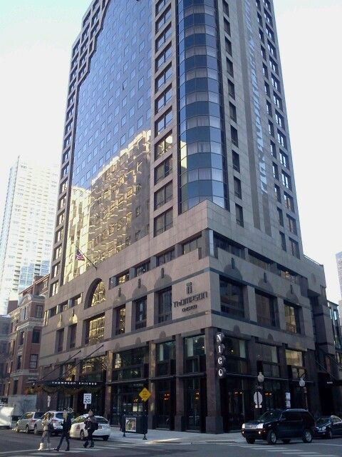 17 images about places on pinterest lakes armour and for Thompson hotel chicago