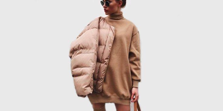 Outfits sexys para una cita que el frío no te arruinará
