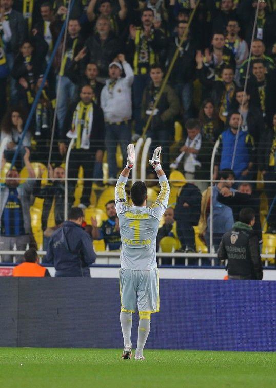 #Champions #Fenerbahce #1 Volkan Demirel