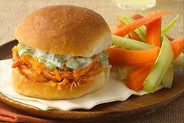 Le meilleur des hors-d'œuvre est devenu le meilleur des petits sandwiches !