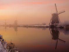 6 Tips voor het fotograferen van de mist! | Cursussen | Zoom.nl