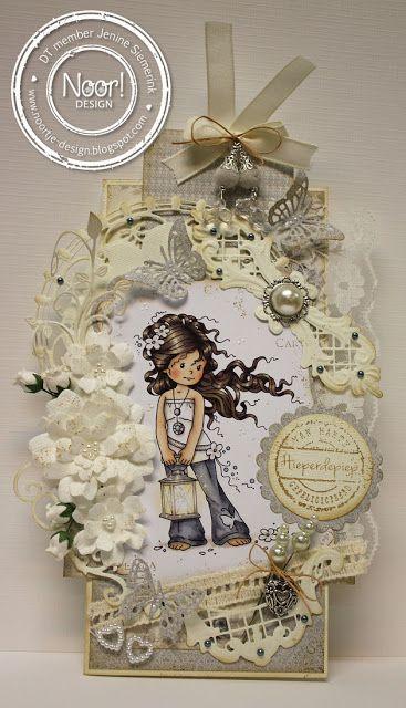 6002/0160 Noor! Design Stans Floral Flourishes door Jenine Siemerink