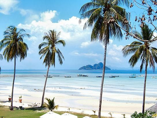 Lo Bakao Bay Beach on Phi Phi Island, Thailand