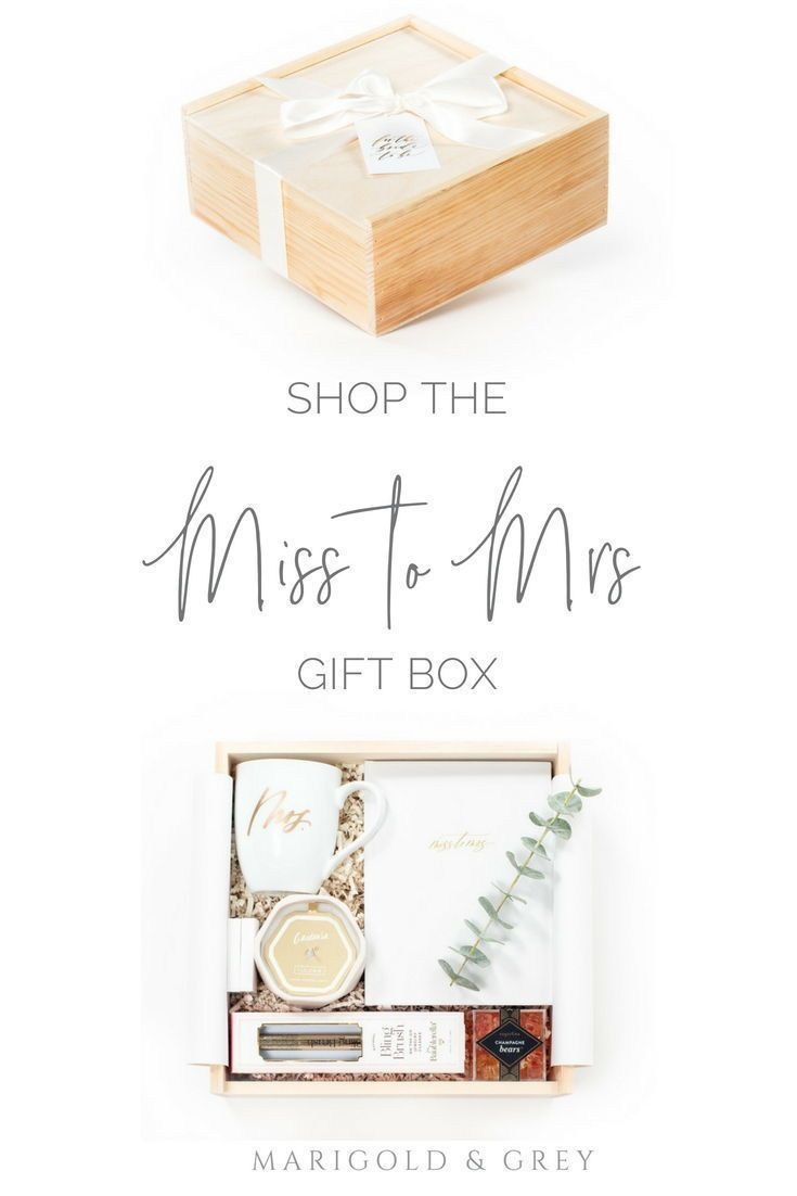 Wedding Gift Boxes Elevated Congrats Gift Boxes For New Engagements Or The Bride To Be Curated By Marig Wedding Welcome Gifts Wedding Gifts Congrats Gifts