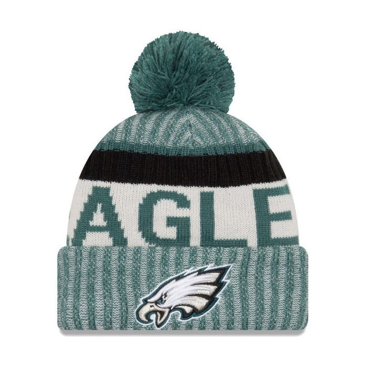 NEW ERA SIDELINE BEANIE RESTOCK   Have some great Eagles apparel and memorabilia be sure to stop in and get your team gear! -  -  -  #newera #nike #nfl #doac #atlanticcity #jerseyshore #shopify #philadelphiaeagles #philly #underdog #nflplayoffs
