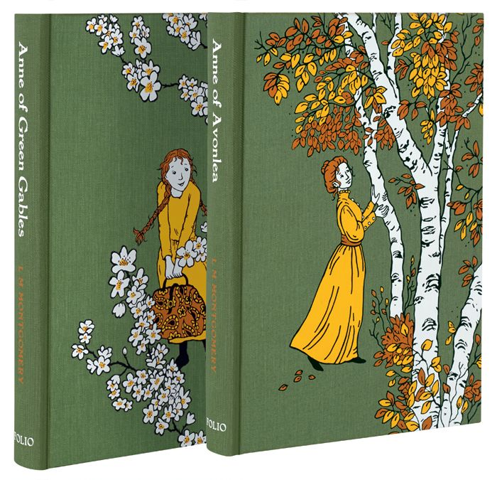 Do you love our edition of Anne of Green Gables? Then our new edition of Anne of Avonlea, produced in matching series, is a must for you!