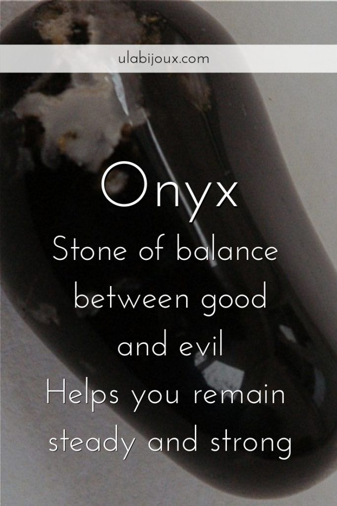 Onyx Gemstone Meaning Is The Most Mysterious One Moreover People Have Been Using Onyx For Centuries To Do Both Gemstone Meanings Crystals And Gemstones Onyx