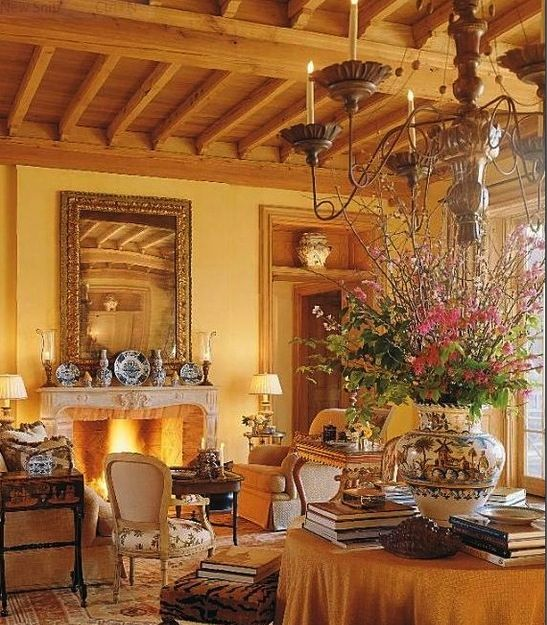 Maison Decor French Country Enchanting Yellow White: FRENCH COUNTRY~ On Pinterest