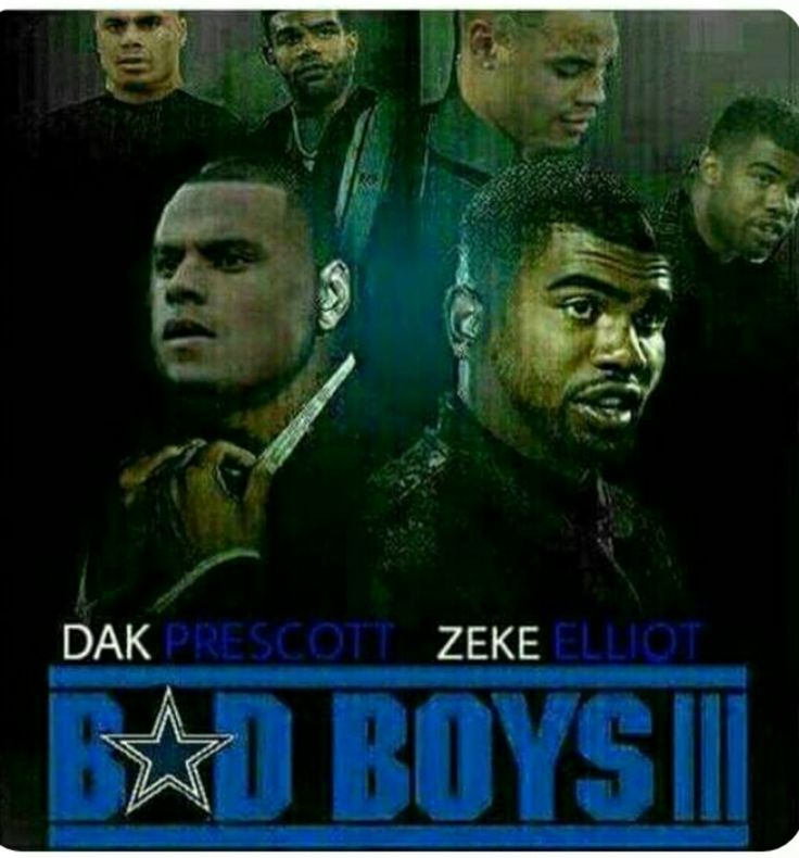 Bad Boys  Dak & Zeke