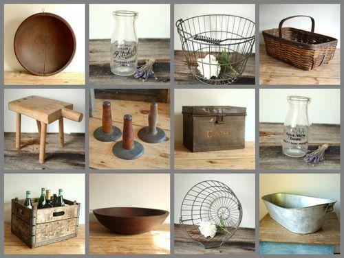 More farmhouse antiques