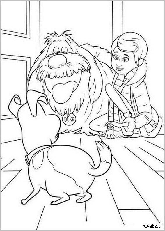 Imagem De Paginas Para Colorir Da Disney Por Daniele Ferreira