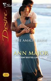 THE AMALFI BRIDE by ANN MAJOR: The beauty of Italy's Amalfi Coast made Regina Tomei throw caution to the wind-and spend the night in the arms of a gorgeous stranger. Except Nico Romano is actually a prince… heir to a monarchy, destined to marry a woman of royal blood. Their passionate affair must end when her vacation does. But Regina leaves Italy with more than just memories… she's carrying Nico's baby! #passion #AnnMajor #AnnMajorClassics #contemporary #romance #amreading #AmalfiCoast