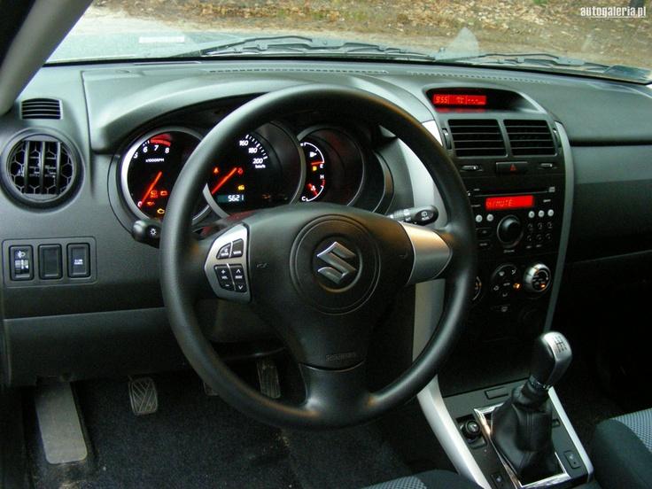Suzuki Grand Vitara VVT