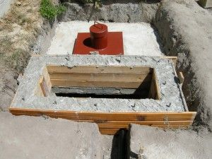 Building an outhouse / outdoor toilet – Part 1