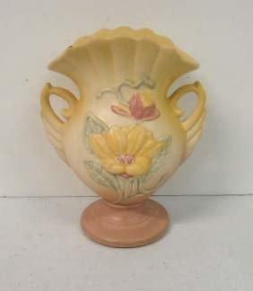 Hull Pottery Vases