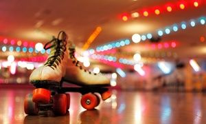 A Plano institution for 40+ years, the roller rink's been recently updated to include neon lights and a snack bar